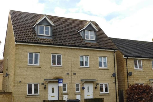 Thumbnail Town house to rent in Tetbury Hill, Malmesbury