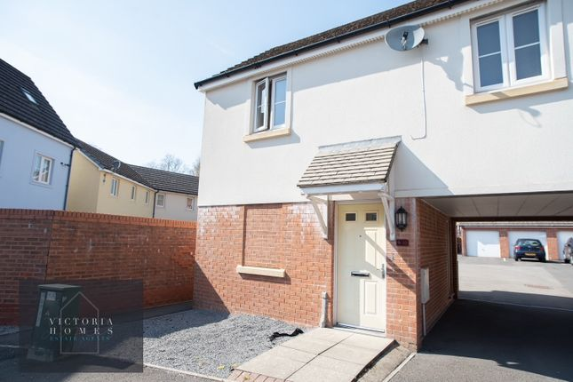 Thumbnail Flat for sale in Clos Gwaith Dur, Ebbw Vale