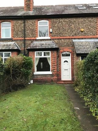 Thumbnail Terraced house to rent in Knutsford View, Hale Barns, Altrincham