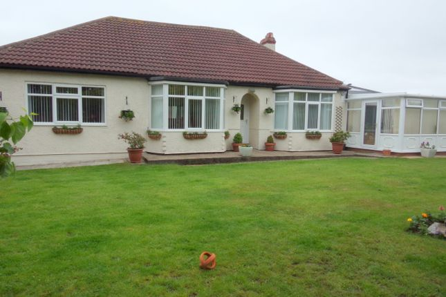 Thumbnail Bungalow for sale in Old Ferneybeds Road, Widdrington, Morpeth