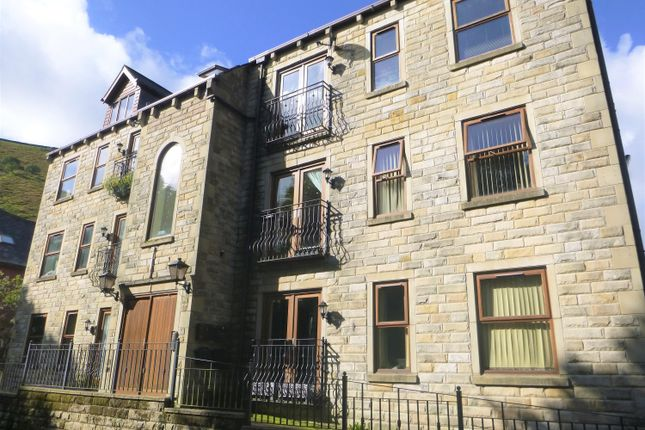 Thumbnail Flat for sale in Gem Apartments, Palma Street, Todmorden.