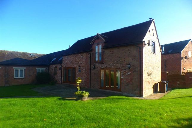 Thumbnail Barn conversion to rent in Little Onn, Stafford