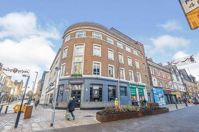 Thumbnail Studio to rent in Station Street, Burton-On-Trent