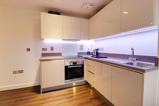 Kitchen of Hatch Park, London Road, Old Basing, Basingstoke RG24