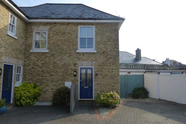Thumbnail Semi-detached house to rent in Suffolk Court, Suffolk Street, Whitstable