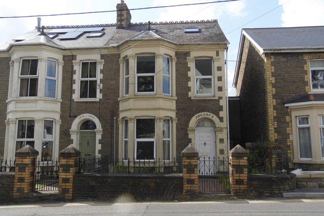 Thumbnail Terraced house to rent in Penprysg Road, Pencoed