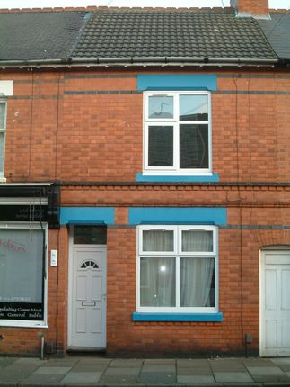 Thumbnail Terraced house to rent in Cromer Street, Leicester