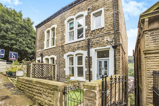 Thumbnail Semi-detached house for sale in Osborne Street, Hebden Bridge