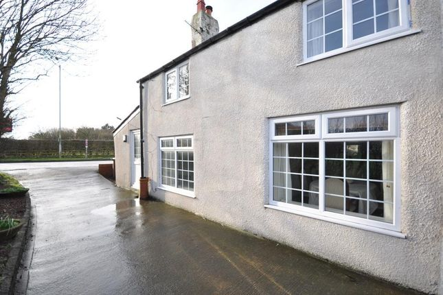 Thumbnail Semi-detached house for sale in Cornah Row Cottage, Fleetwood Road, Greenhalgh, Preston, Lancashire