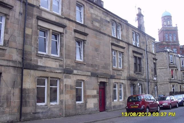 Thumbnail Flat to rent in Seedhill Road, Paisley, Renfrewshire