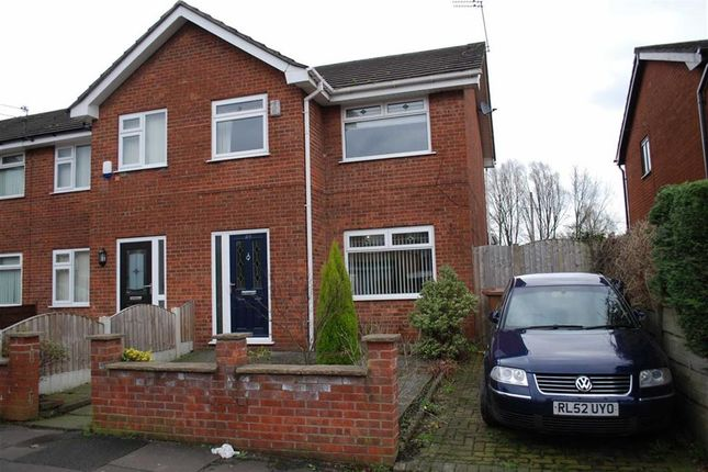 Semi-detached house for sale in Greenhill Road, Middleton, Manchester