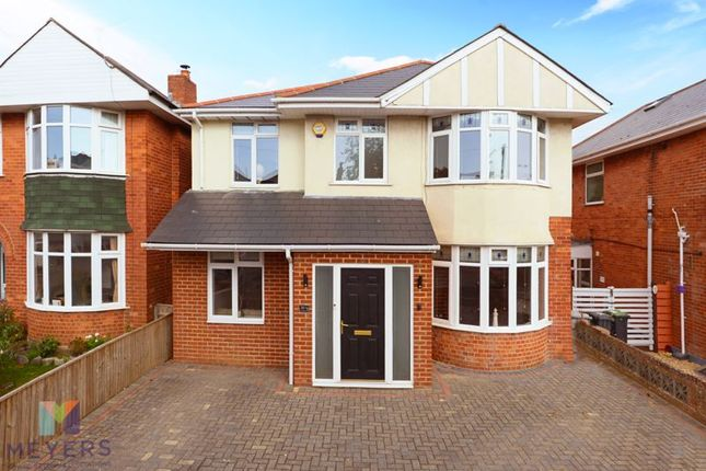 Thumbnail Detached house for sale in Exton Road, Southbourne