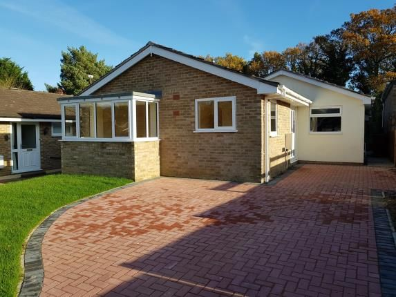 Thumbnail Bungalow for sale in Pitsham Wood, Midhurst, West Sussex