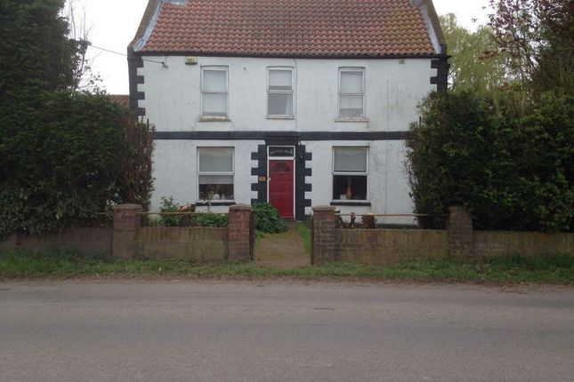 Thumbnail Detached house to rent in Broadend Road, Walsoken, Wisbech
