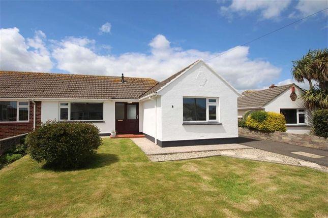 Thumbnail Semi-detached bungalow for sale in Smardon Close, Copythorne, Brixham