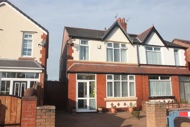 Thumbnail Semi-detached house for sale in Longford Road, Southport