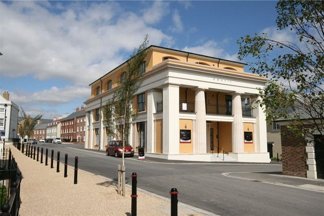 Thumbnail Flat for sale in Flat 2 Pouncy Hall, Liscombe Street, Poundbury, Dorset