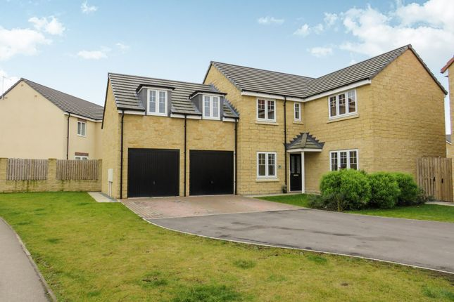 Thumbnail Detached house for sale in Richmond Way, Kingswood, Hull