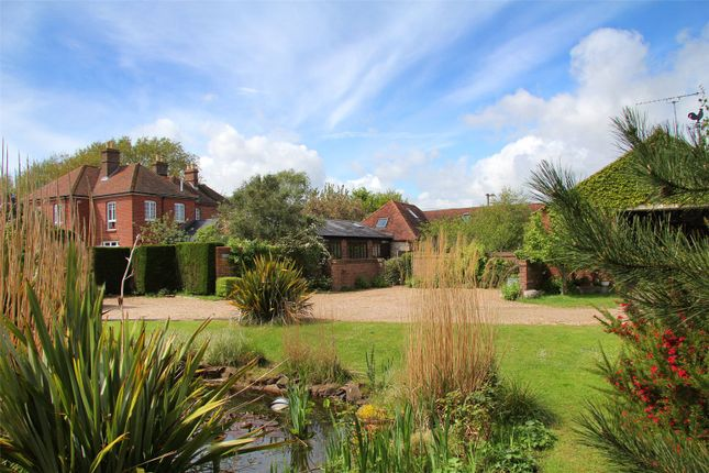 Thumbnail Detached house for sale in Sidlesham Common, Chichester, West Sussex