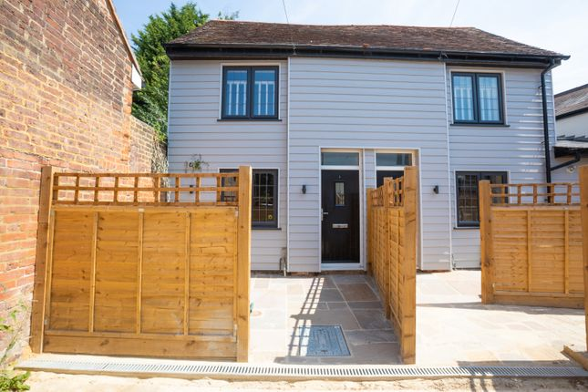 Thumbnail Semi-detached house for sale in Worplesdon Road, Guildford