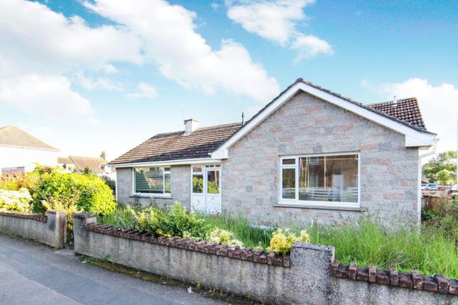 Thumbnail Detached bungalow for sale in Dunabban Road, Inverness