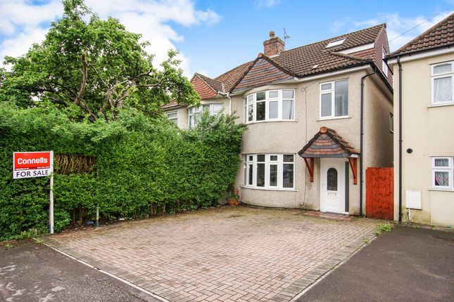 Thumbnail Semi-detached house for sale in Hill Street, Kingswood, Bristol