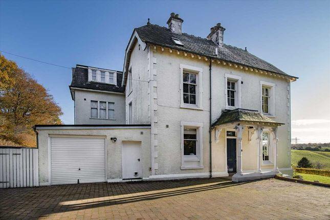 Thumbnail Semi-detached house for sale in Rumbling Bridge, Kinross