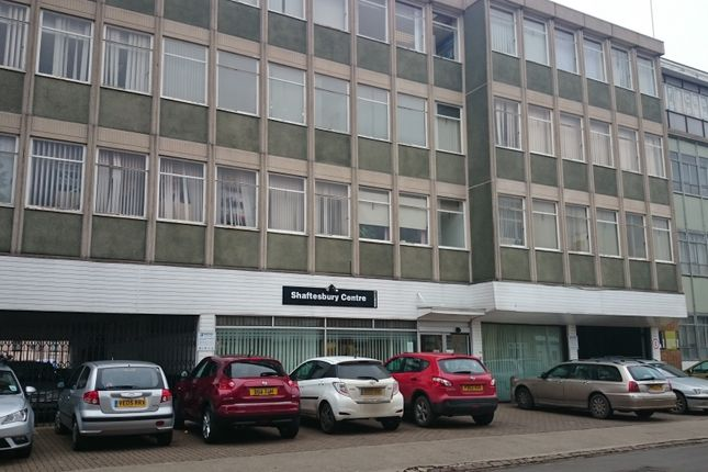 Office to let in Percy Street, Swindon