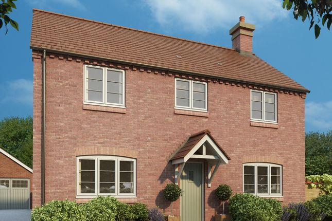 Thumbnail Detached house for sale in Ash Gardens, Burcote Road, Wood Burcote, Towcester