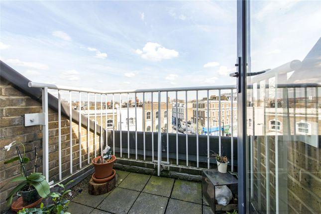 Balcony of Swallow Court, Admiral Walk, London W9
