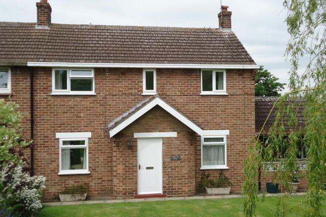 Thumbnail Semi-detached house to rent in Bulby Lane, Fulbeck, Grantham