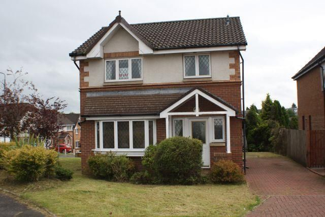 Thumbnail Detached house to rent in Alba Gardens, Carluke