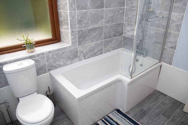 Bathroom of Yews Hill Road, Lockwood, Huddersfield, West Yorkshire HD1