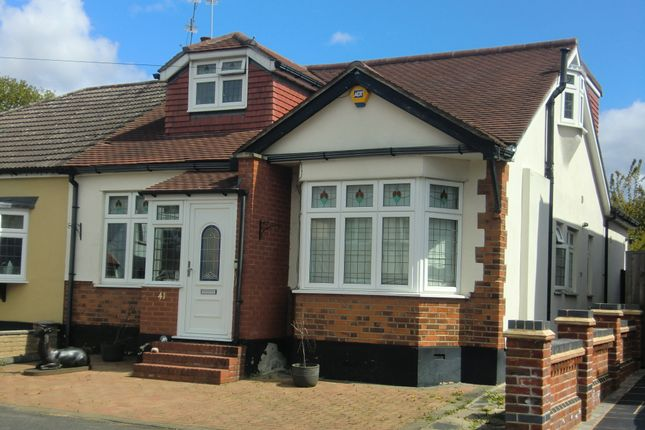 Thumbnail Semi-detached house to rent in St Georges Avenue, Hornchurch