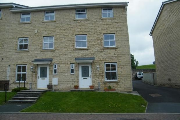 Thumbnail Town house to rent in Masonfield Crescent, Standen Park, Lancaster