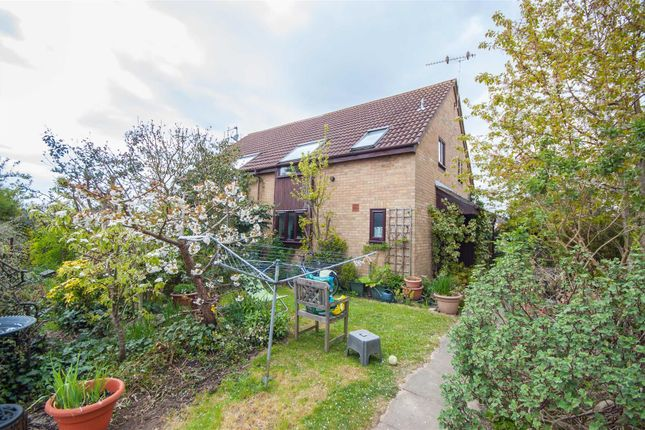 1 bed end terrace house for sale in Bouchers Mead, Springfield, Chelmsford CM1