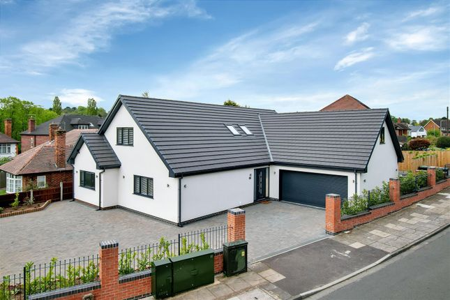 Thumbnail Detached bungalow for sale in Arundel Drive, Bramcote, Nottingham