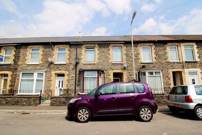 Thumbnail Terraced house for sale in John Street, Treforest, Pontypridd