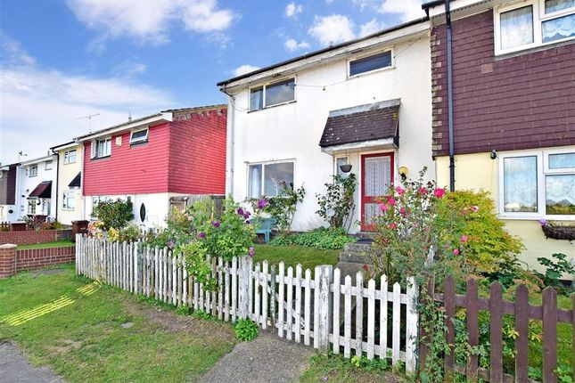End terrace house for sale in Anson Close, Walderslade, Chatham, Kent