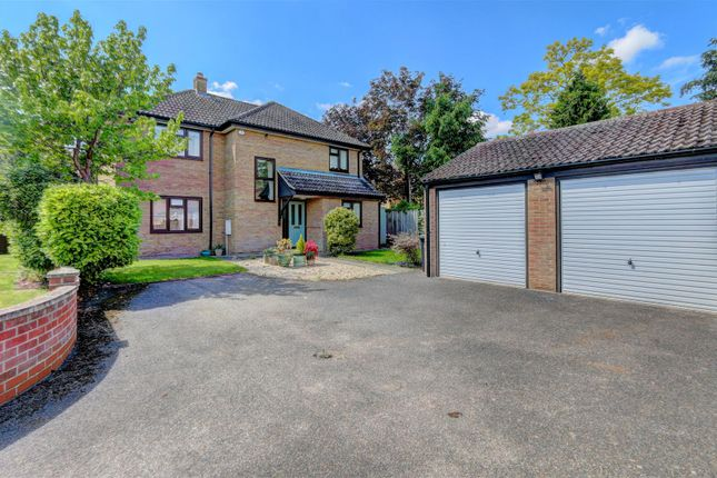 Thumbnail Detached house for sale in Ward Way, Witchford, Ely