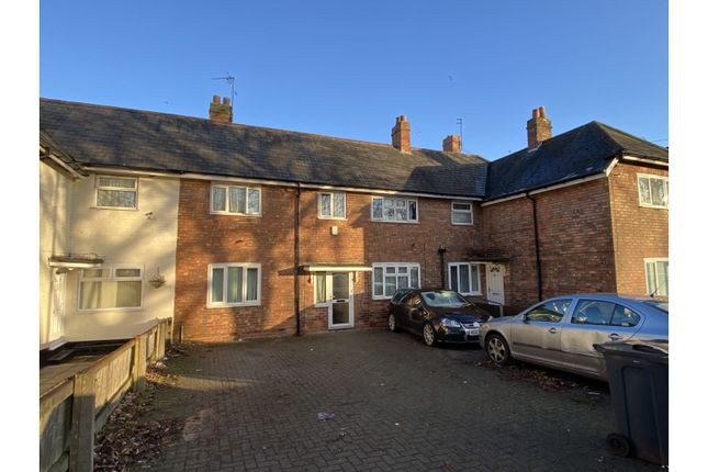 3 bed terraced house for sale in Churchill Road, Birmingham B9