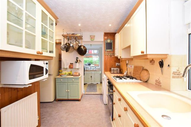 Kitchen of Eversley Road, Seabrook, Hythe, Kent CT21