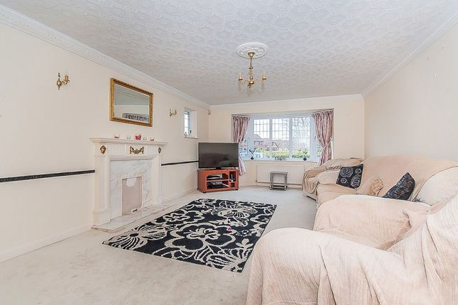 Thumbnail Detached house for sale in Trafalgar Park, New Waltham, Grimsby