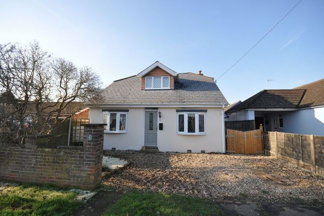 Thumbnail Detached house for sale in Suffolk Avenue, West Mersea, Colchester