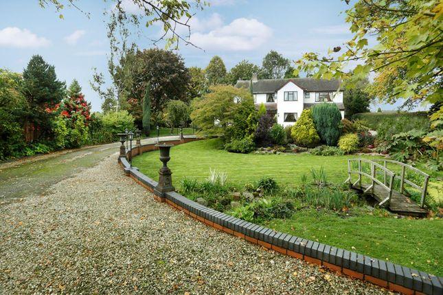 Thumbnail Detached house for sale in Bulkington, Warwickshire