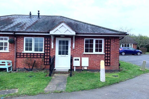 Thumbnail Bungalow to rent in Oadby, Leicester