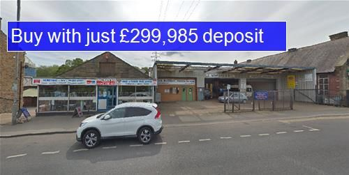 Thumbnail Commercial property for sale in Wakefield Road, Scissett, Huddersfield