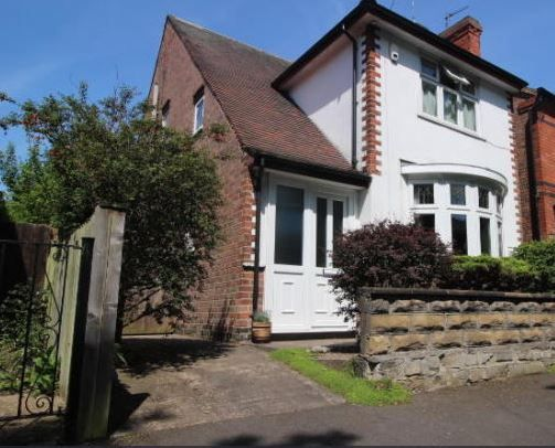 Thumbnail Detached house to rent in Cyprus Avenue, Beeston, Nottingham