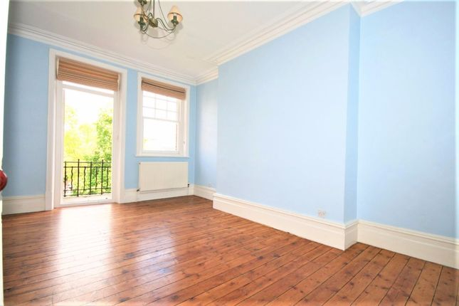 Thumbnail Flat to rent in Kings Gardens, West Hampstead, London