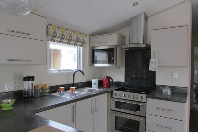 Woodlands Hall Caravan Park - Denbighshire-5